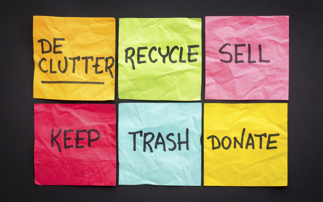 The Benefits of Decluttering Your Home